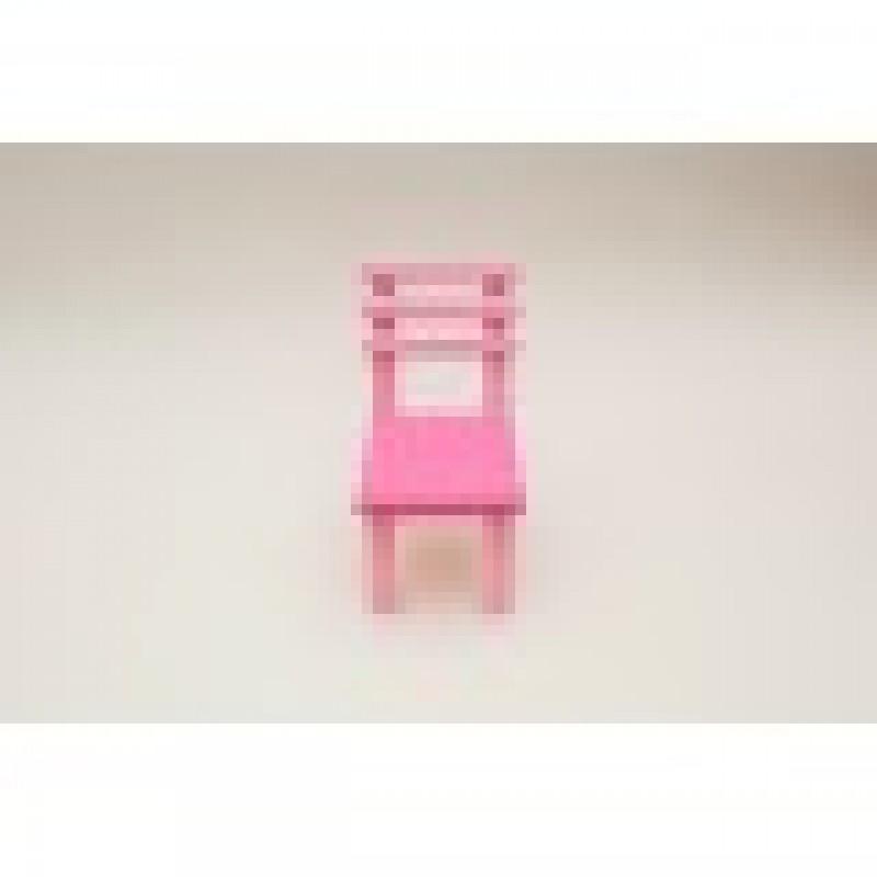Деревянный стульчик для кукол