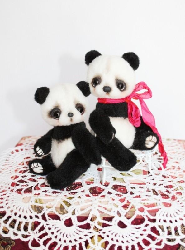 Мини панды
