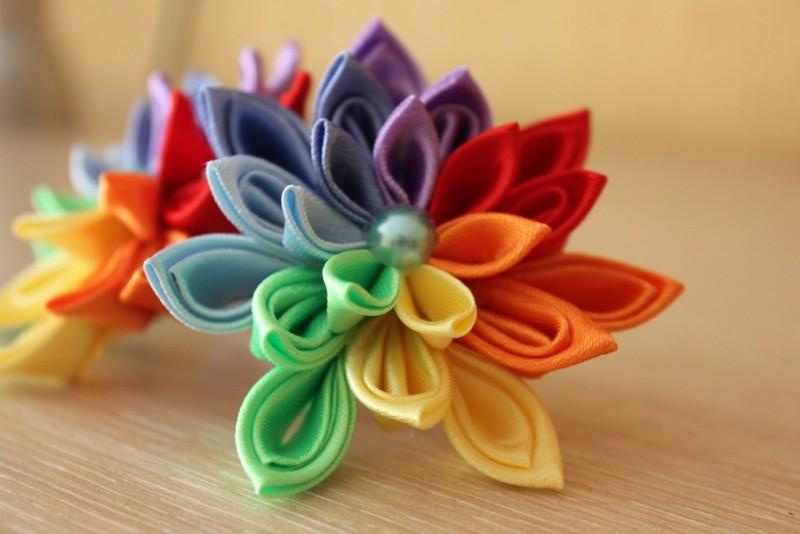 Семицветики резинки для волос