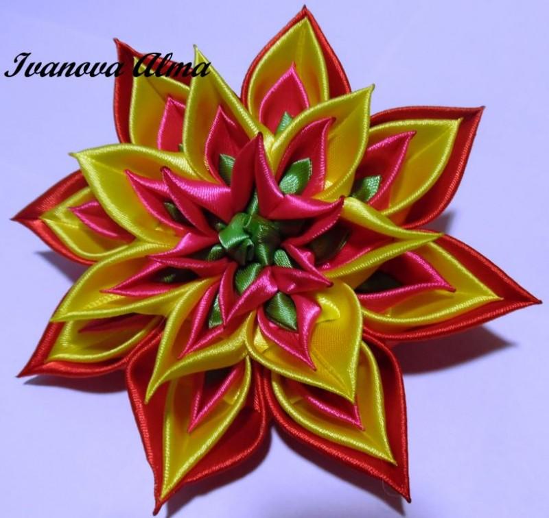Райский цветок