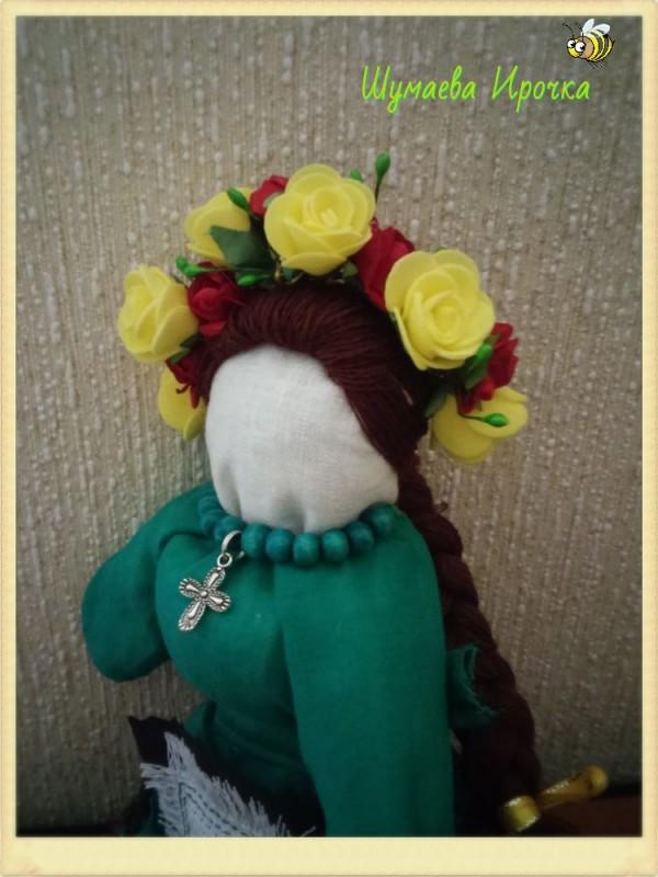 Кукла-мотанка Женская суть
