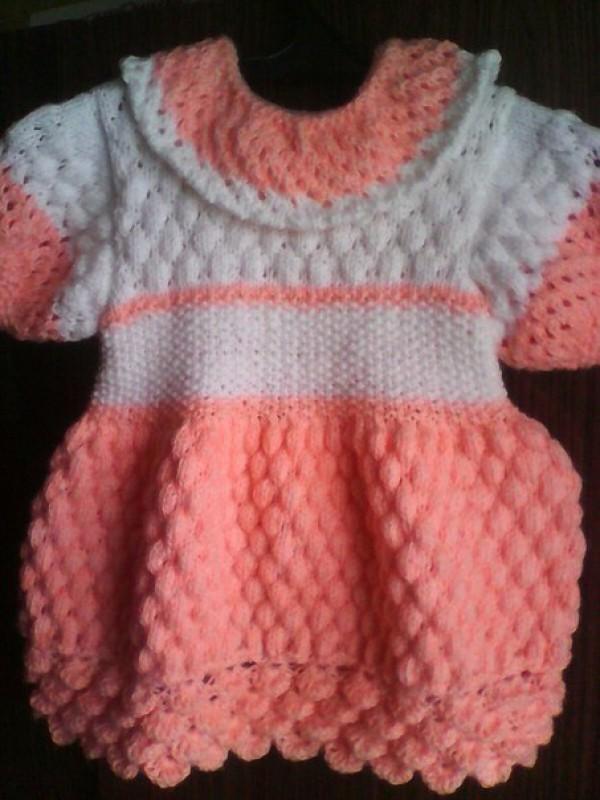 Воздушное платье для маленькой принцессы,,Розовый Зефир