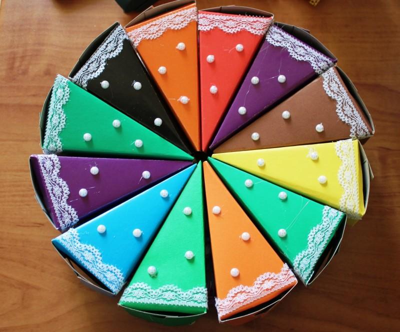 Тортик с пожеланиями