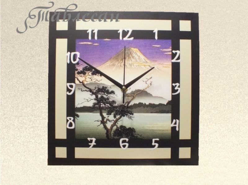 Настенные часы Фудзи