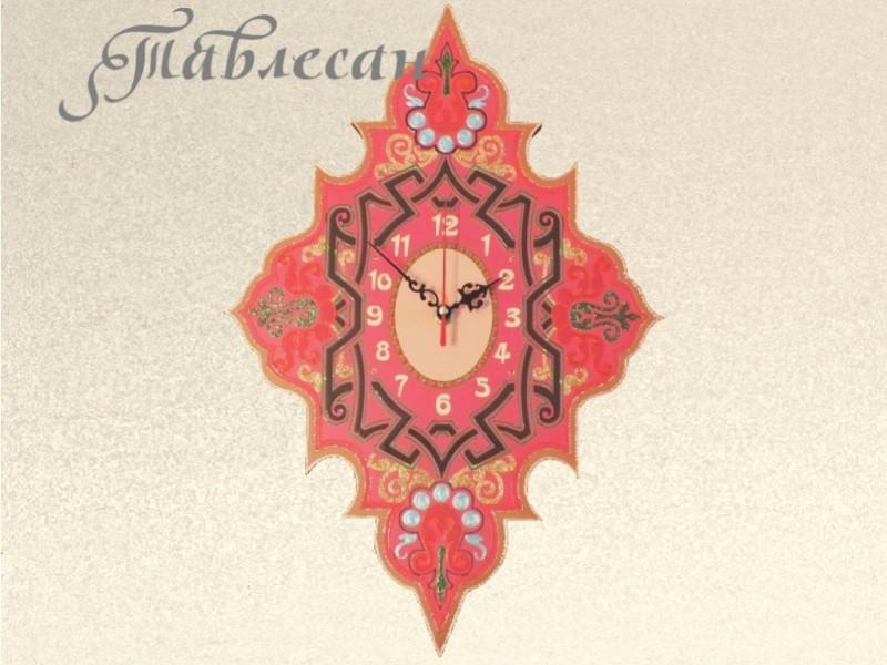 Часы настенные Тайны Магриба в восточном стиле в гостиную