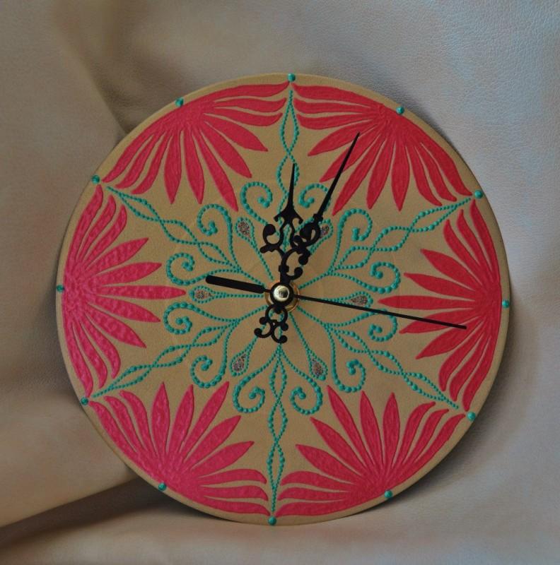 Часы Завиток