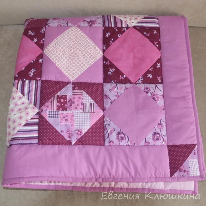 Детское одеяло Ягодная палитра