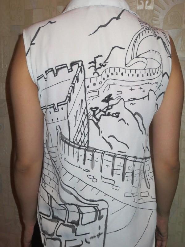 Рубашка от Vermontti