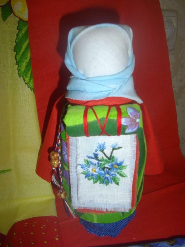 Народная обережная кукла На беременность