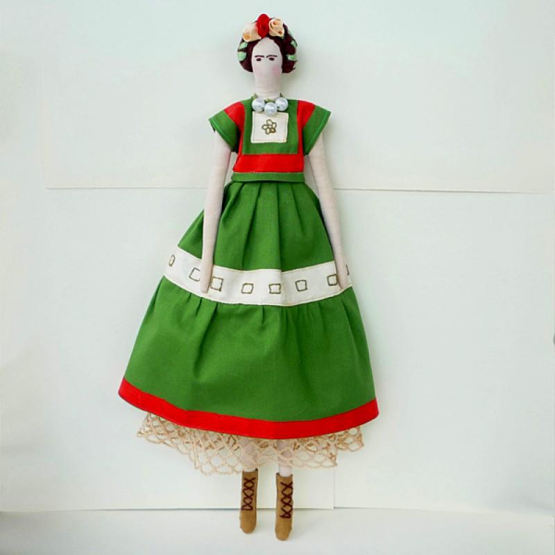 Кукла Тильда «Фрида»