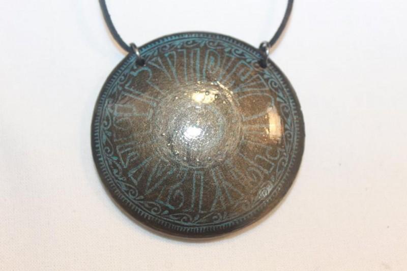 Медальон Согдиана
