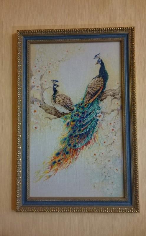 Картина Персидский сад