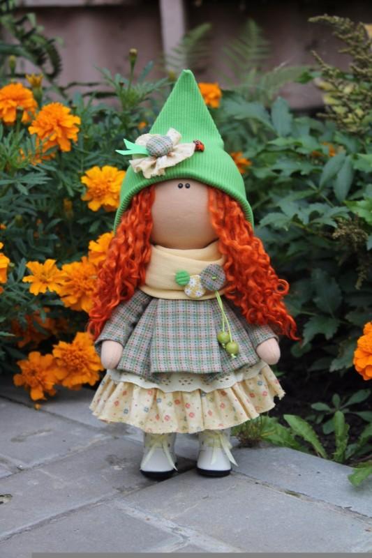 Куколка Сентябринка.