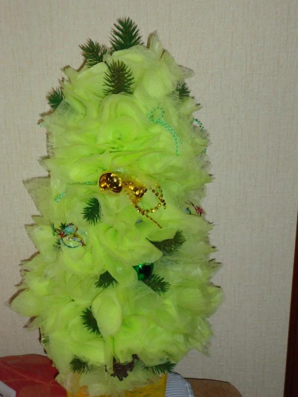 Ёлка(зелёная)