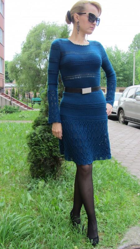 Платье Сапфир