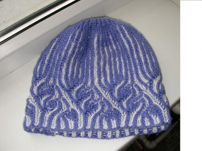 шапка Бриошь / продана /