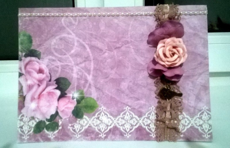 открытка к дню рождения или дню свадьбы
