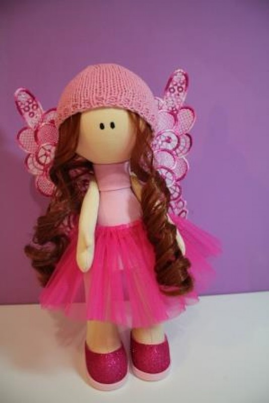 Кукла-бабочка
