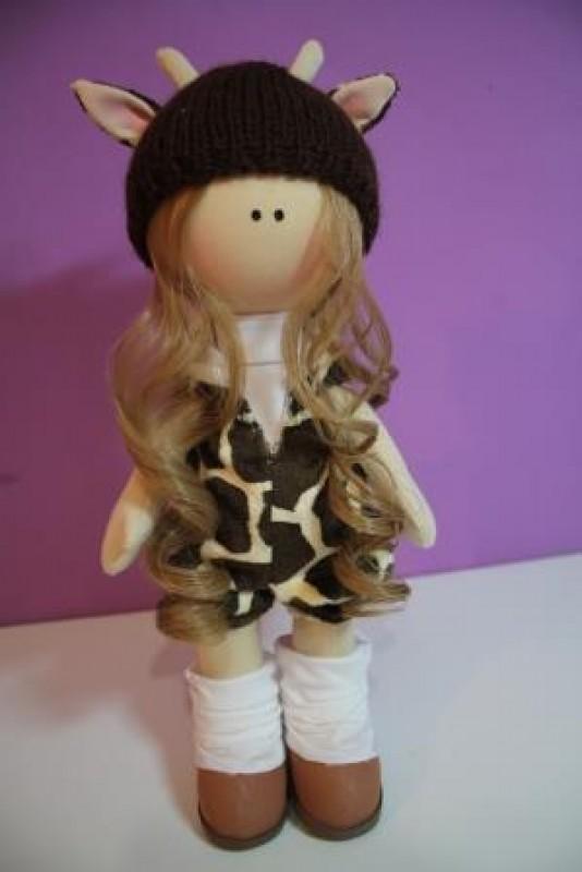 Кукла Жираф