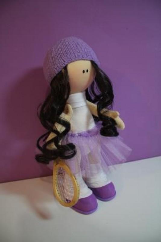 Кукла Теннисистка