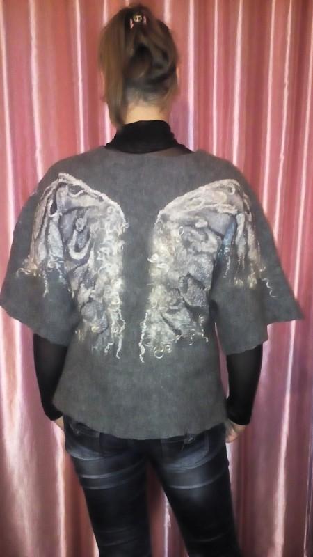 Свитшот Крылья ангела
