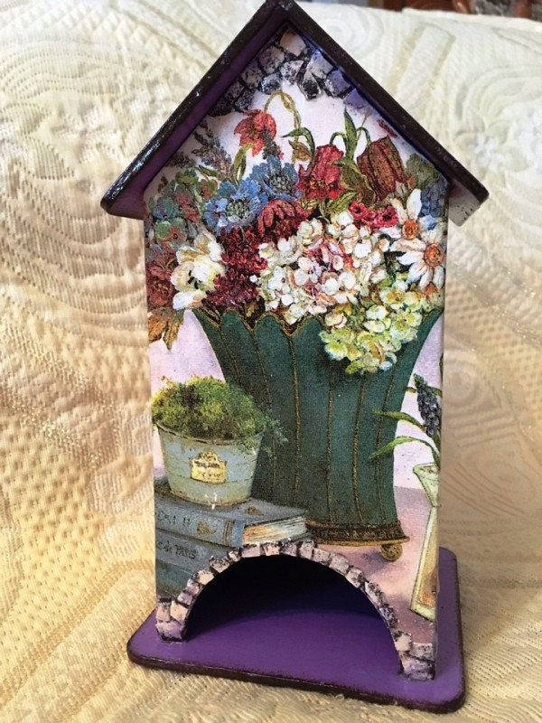 Чайный домик  Цветочный