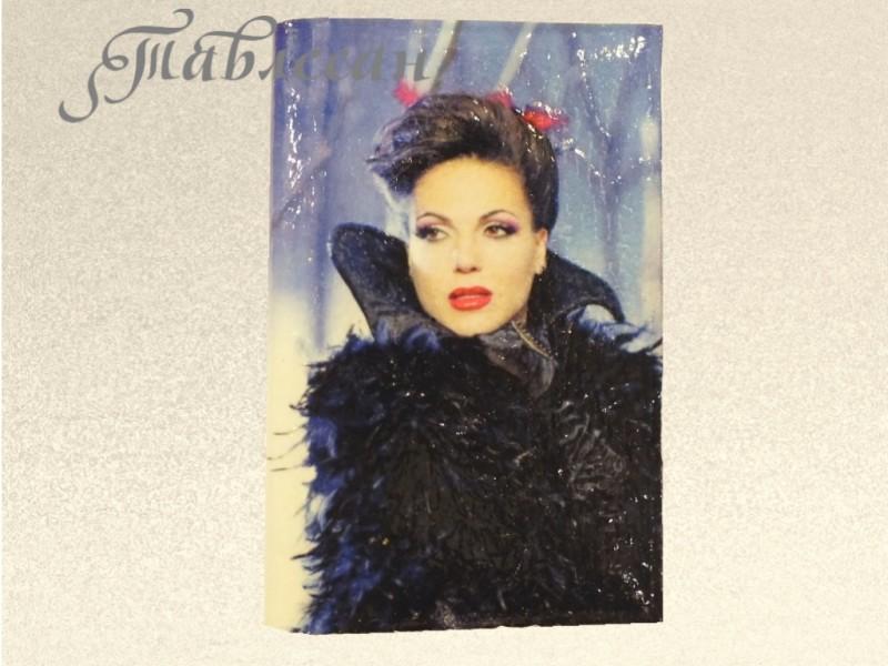 Обложка для паспорта Однажды в сказке. Реджина .