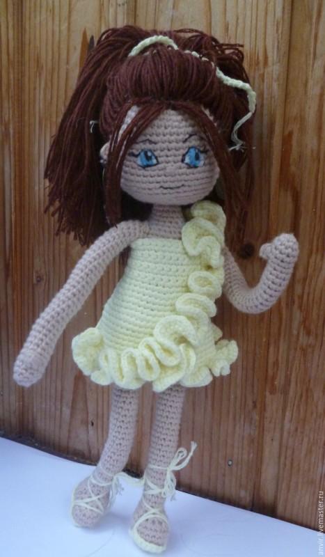 Куколка Оливия