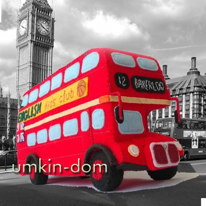 Лондонский автобус London bus