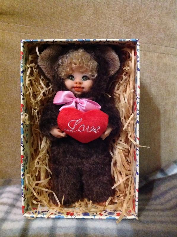 Кукла Мишутка