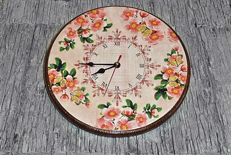Часы Краски лета