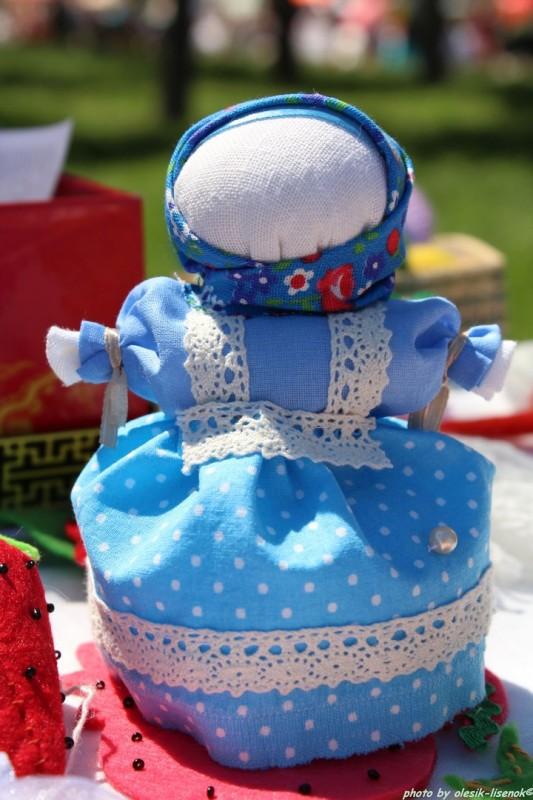 Народная кукла Желанница.