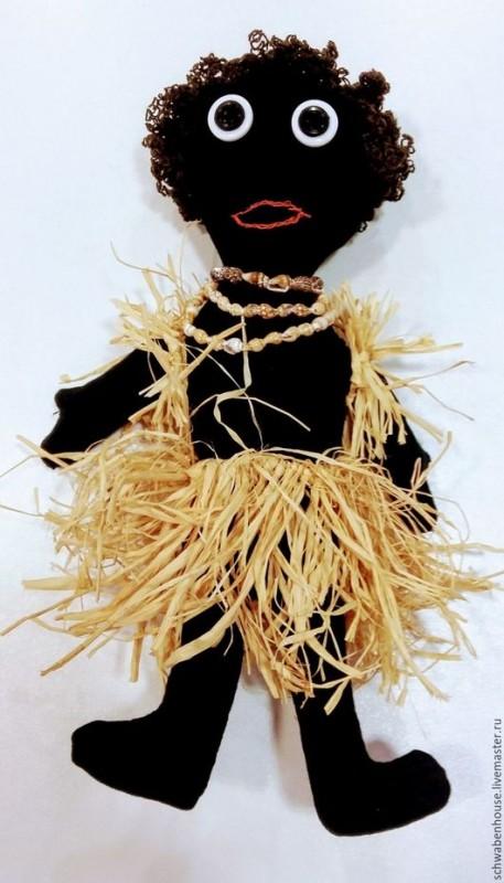 Ароматизированая кукла.