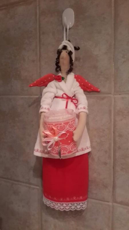 банная куколка Ася(примеры образов)