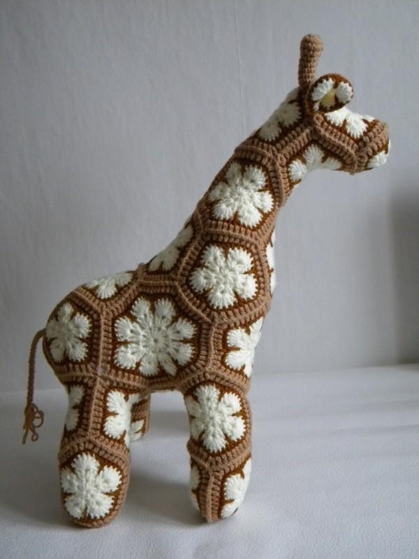 Жираф Веснушка