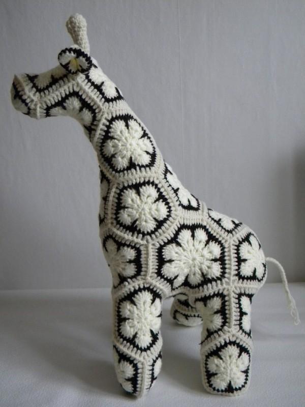Жираф Шоколадка