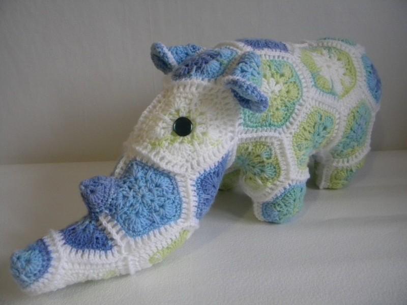 Носорог Ромашка