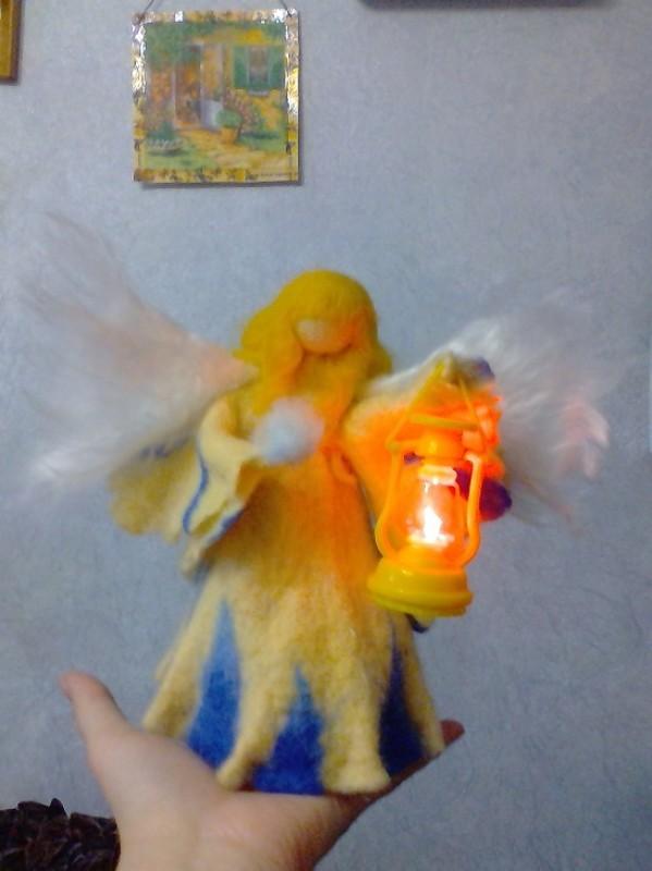 Зимний Ангел
