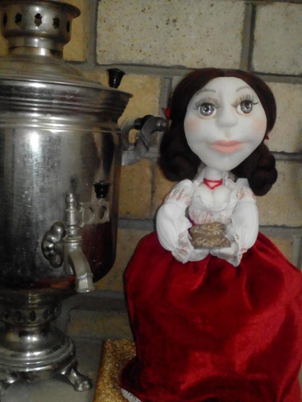 Куклы грелки.Полезная кукла. Функциональная кукла. Катюша.