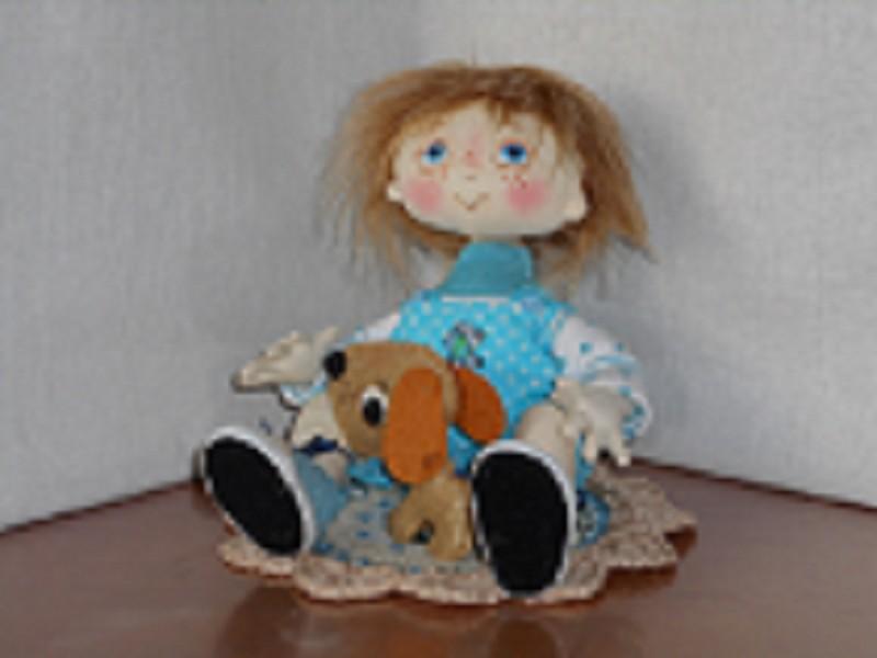 кукла Стёпа