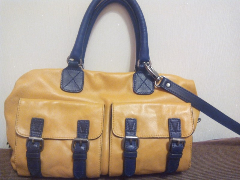 Реставрация кожаных сумок (восстановление и замена цвета, декупаж по коже)