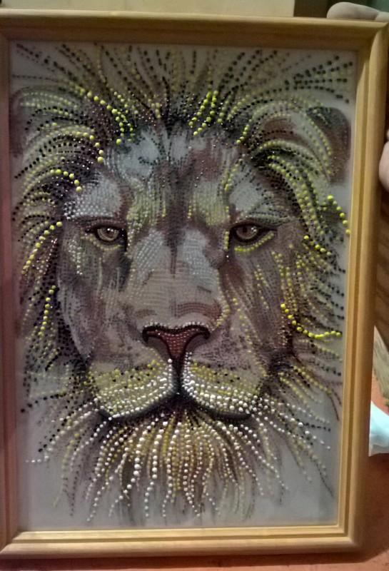 Картина Царь зверей