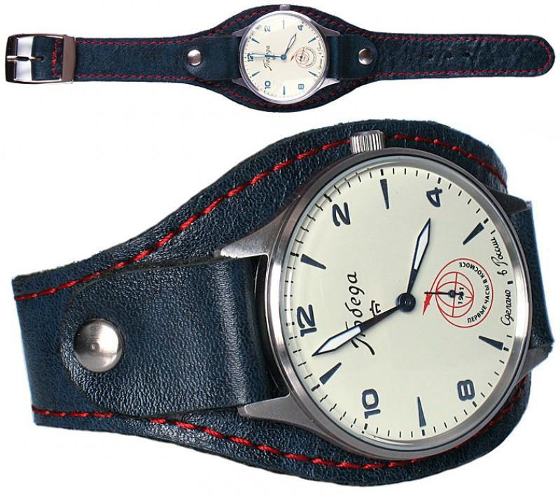 Кожаные браслеты и ремешки для часов