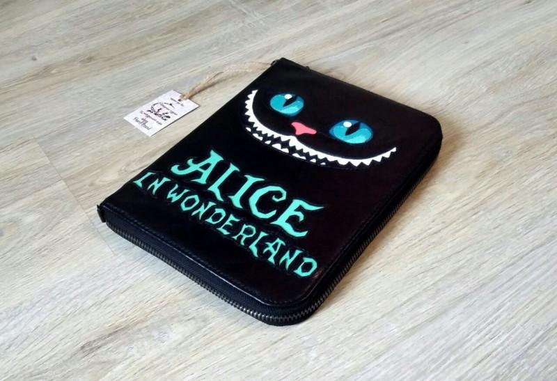 Клатч-книга Алиса в стране чудес