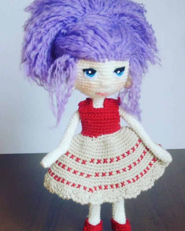 Каркасная кукла.