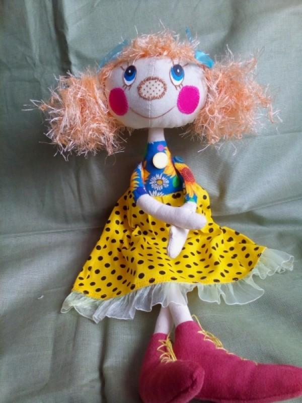 Кукла Лучик