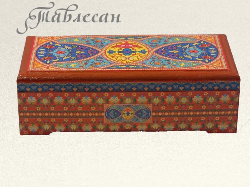 Купюрница (шкатулка для денег) Великолепный век