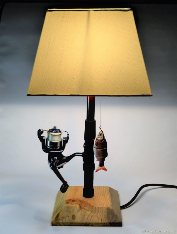 Настольная лампа Рыбацкие фантазии