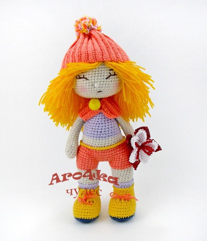 Куколка Керри