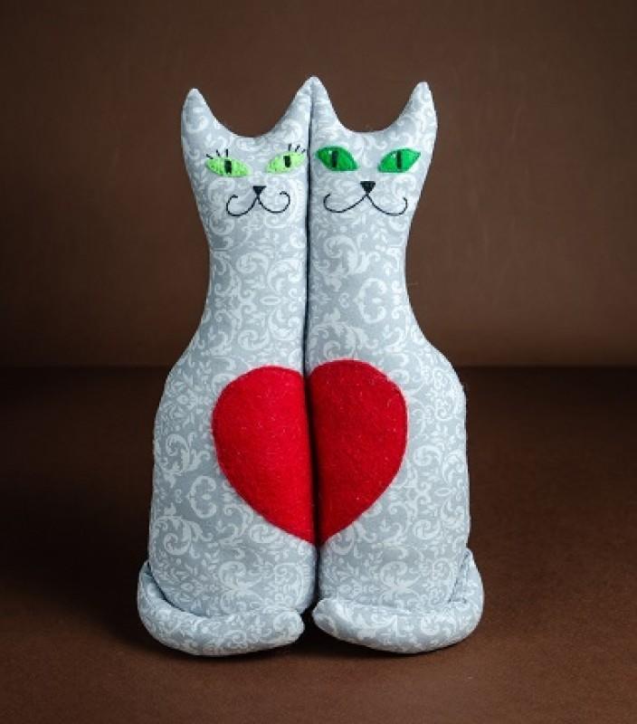 Котики-неразлучники